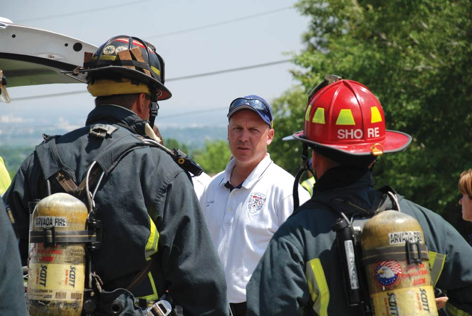 First responders must be made aware of a long term care facility's needs.