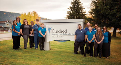 Kindred Mountain Valley Staff